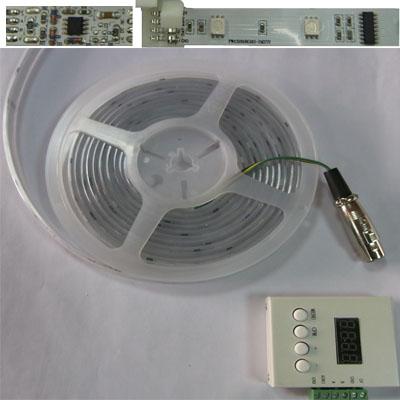 12v 30 LEDs/m DMX512 addressable LED strip V2